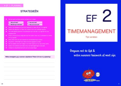 EF werkboek timemanagement